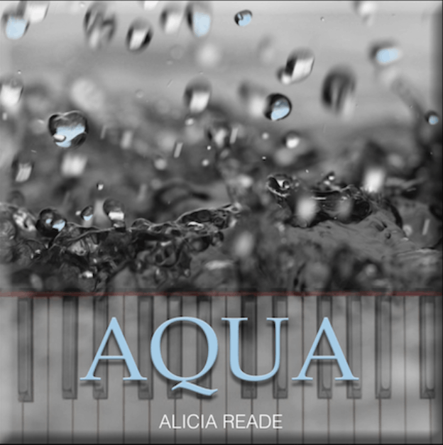 'Aqua' cover © 2019 Alicia Reade
